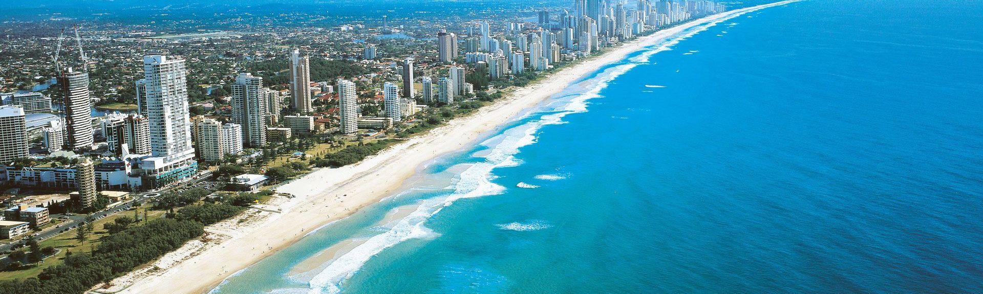 Bundall, Gold Coast, Queensland, Austrália