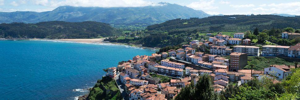 Arriondas, Parres, Asturia, Spania