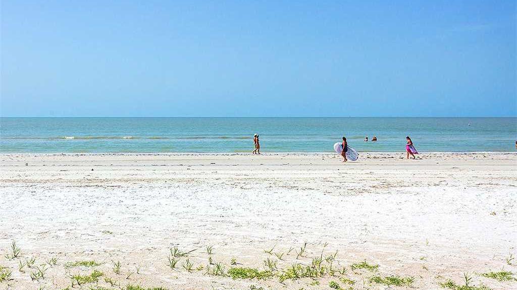 San Carlos Island, Fort Myers Beach, Flórida, Estados Unidos