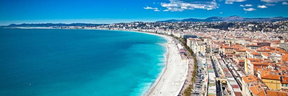 Èze, Provence-Alpes-Côte d'Azur, Frankreich