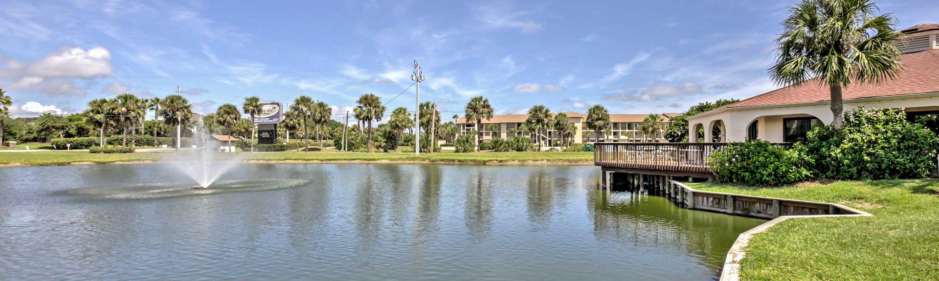 St. Augustine Ocean & Racquet Resort, Saint Augustine Beach, FL, USA