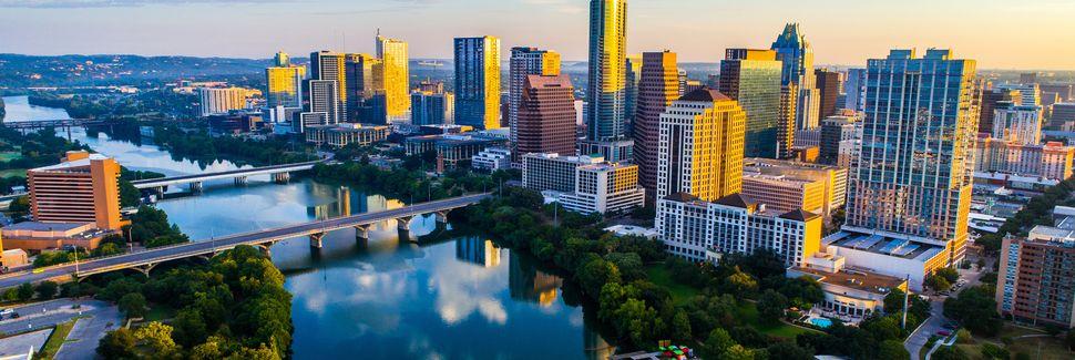 Downtown Austin, Austin, Texas, Estados Unidos