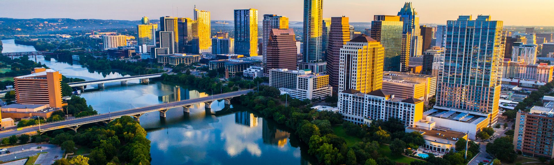 Downtown Austin, Austin, Texas, United States of America