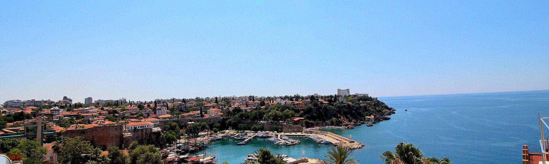 Döşemealtı, Antalyan maakunta, Turkki