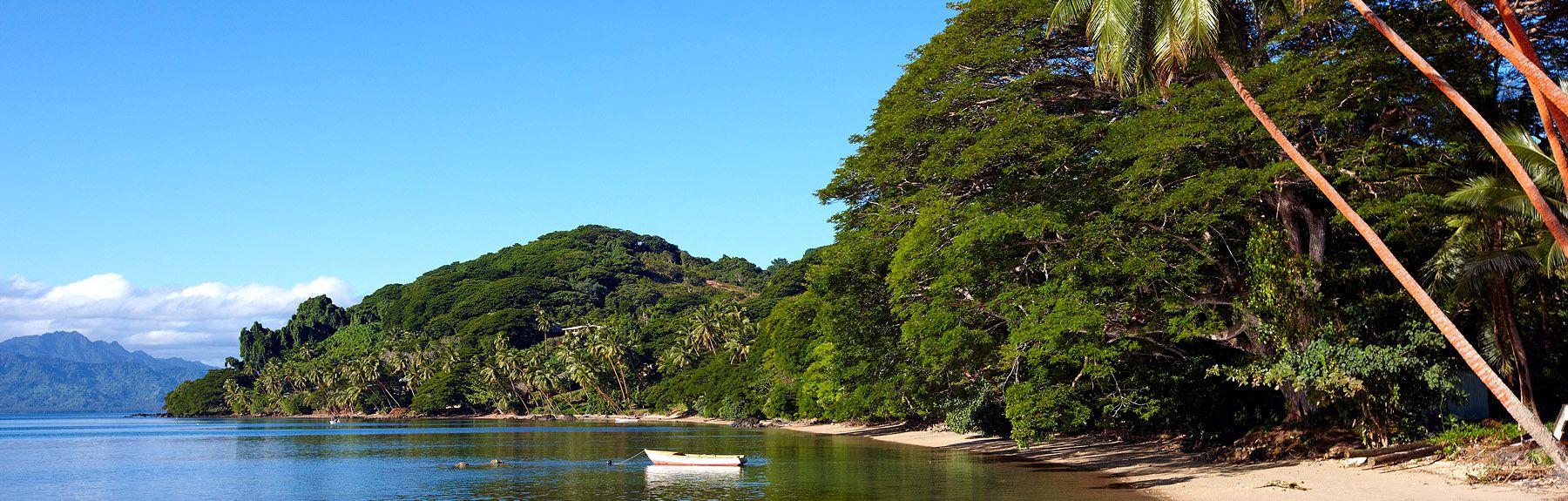 Savusavu, Northern Division, Fiji
