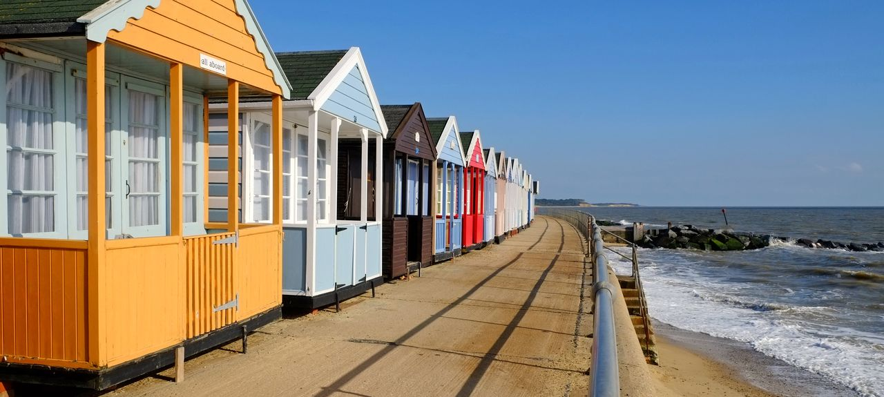Southwold, Suffolk, UK