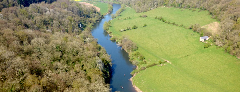 Malvern Hills, Malvern, Ledbury, Engeland, Verenigd Koninkrijk
