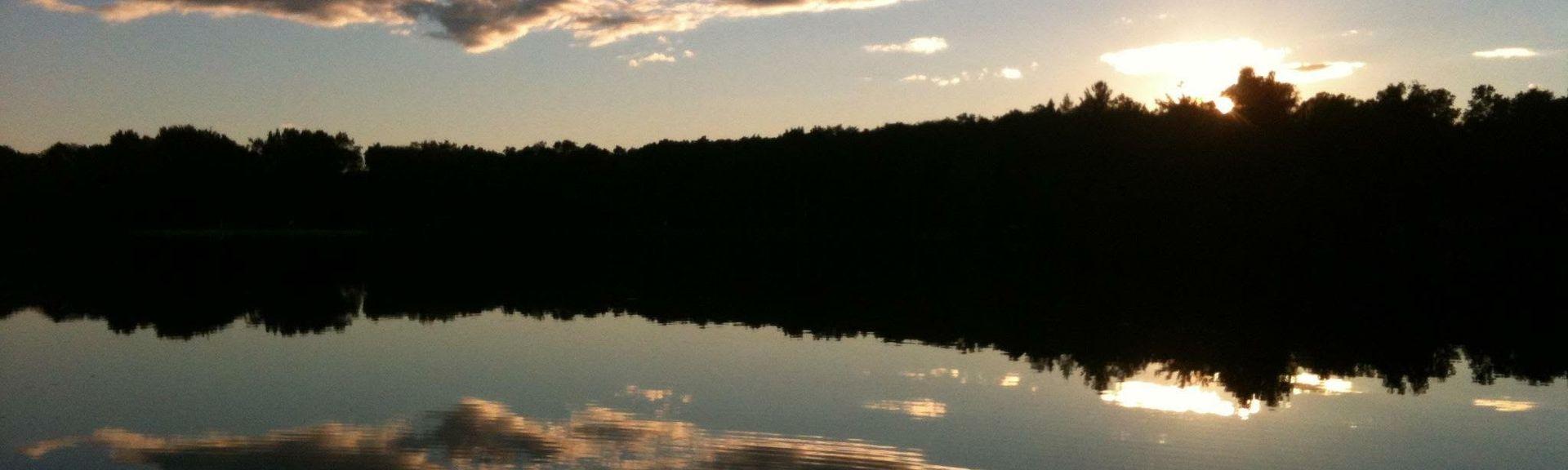 Crescent Lake, Southington, Connecticut, Verenigde Staten
