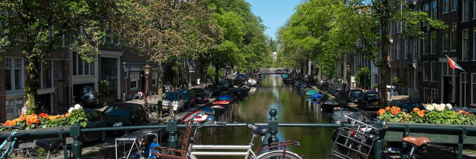 Jordaan, Amsterdam, Nord-Holland, Nederland