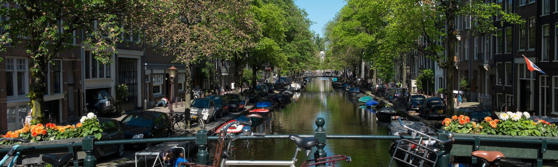 Jordaan, Amsterdam, Noord-Holland, Nederland