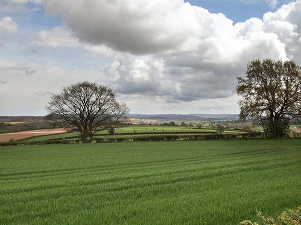 Welsh Newton, Herefordshire, UK