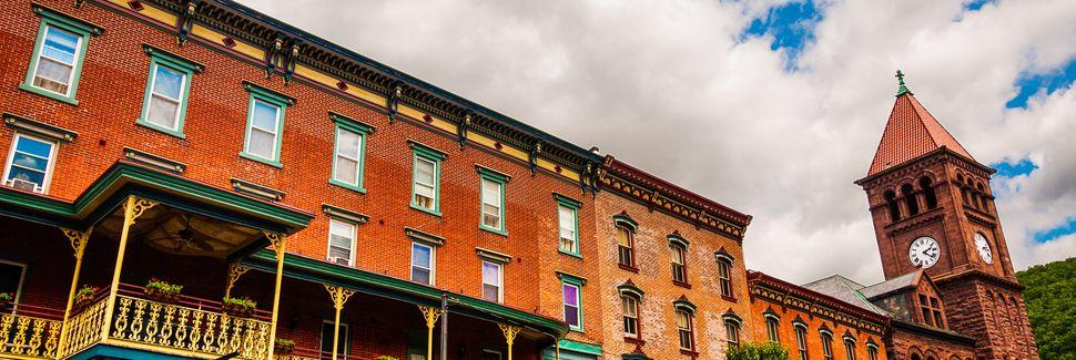 Jim Thorpe, Pennsylvania, Yhdysvallat