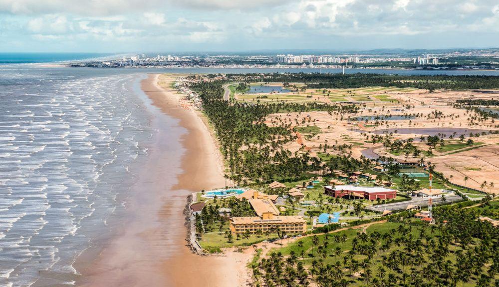Aruana Beach, Aracaju, Brazil