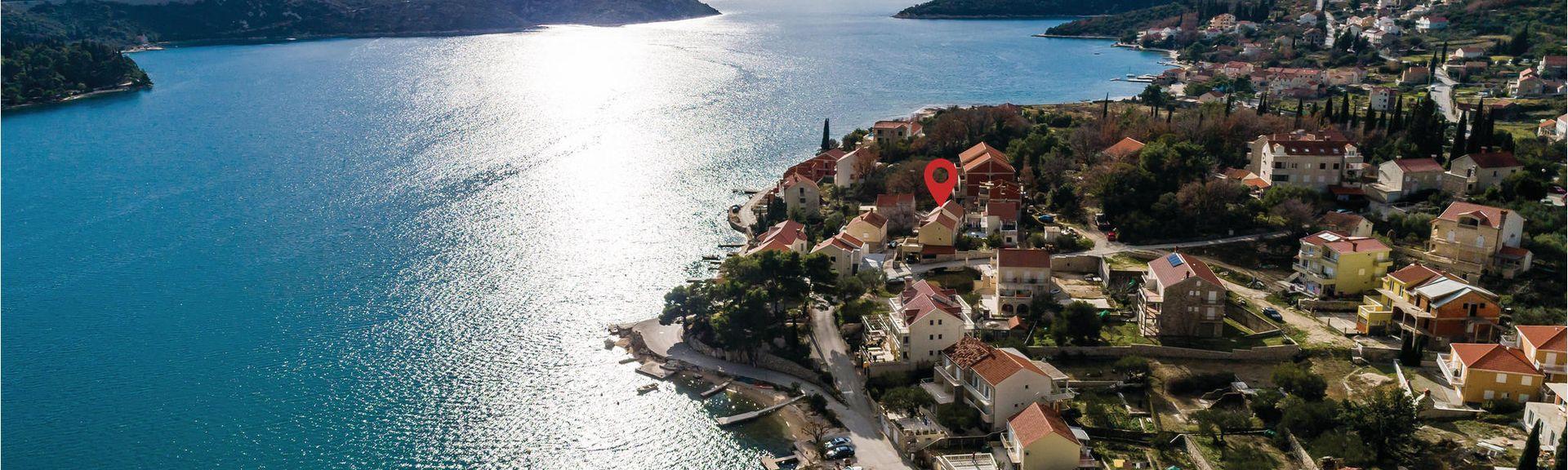 Trsteno, Dubrovnik, Dubrovnik-Neretva, Kroatien