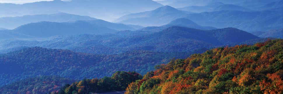 Blue Ridge, Hendersonville, North Carolina, Vereinigte Staaten