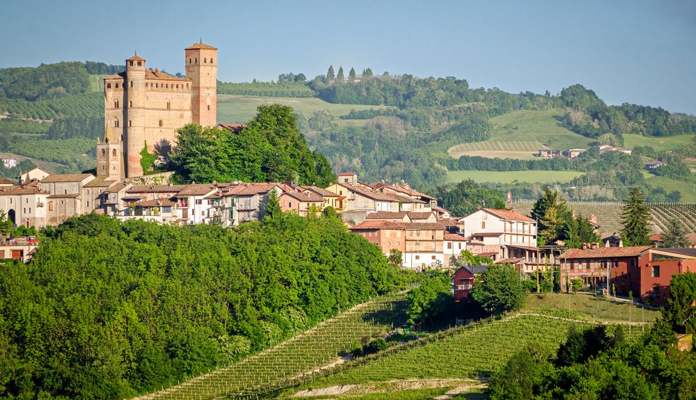 Piemonte, Italien