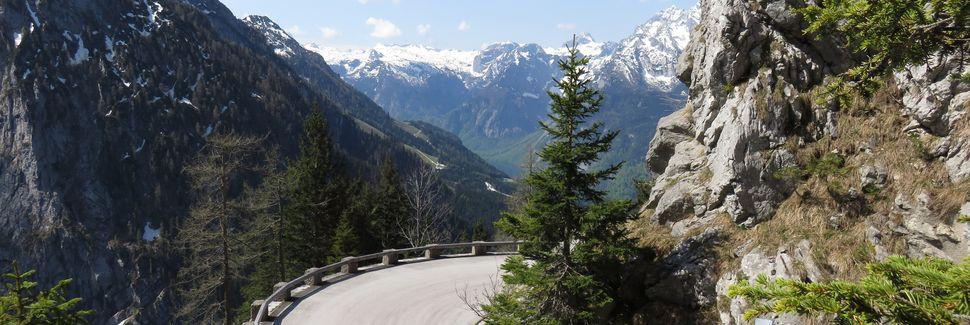 Berchtesgadener Land, Bayern, Deutschland