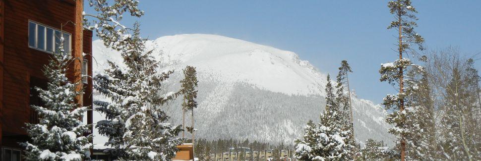 Loveland Ski Area, Georgetown, CO, USA