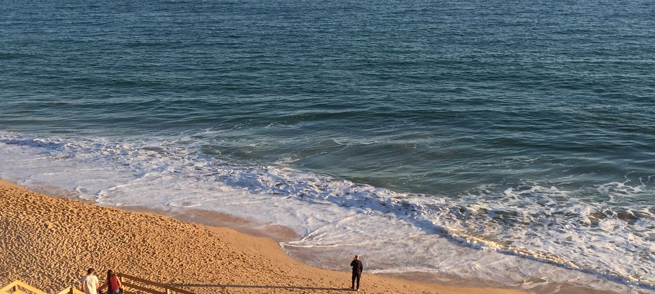 Faro Island Beach, Faro, Portugal