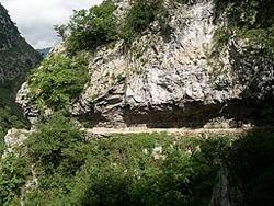 Lugones, Asturien, Spanien