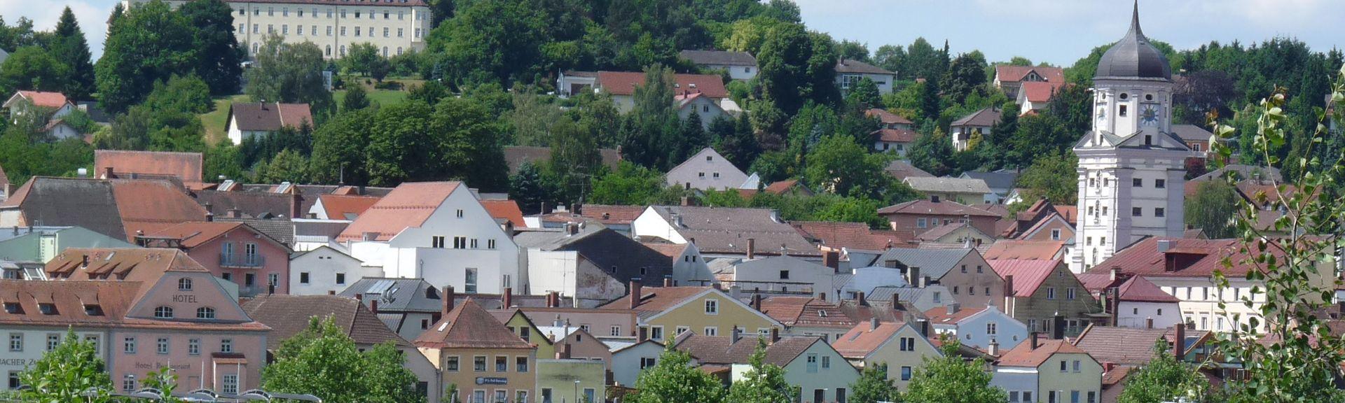 Fürstenzell, Beieren, Duitsland