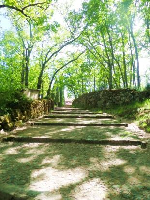 Tamames, Castilië en León, Spanje