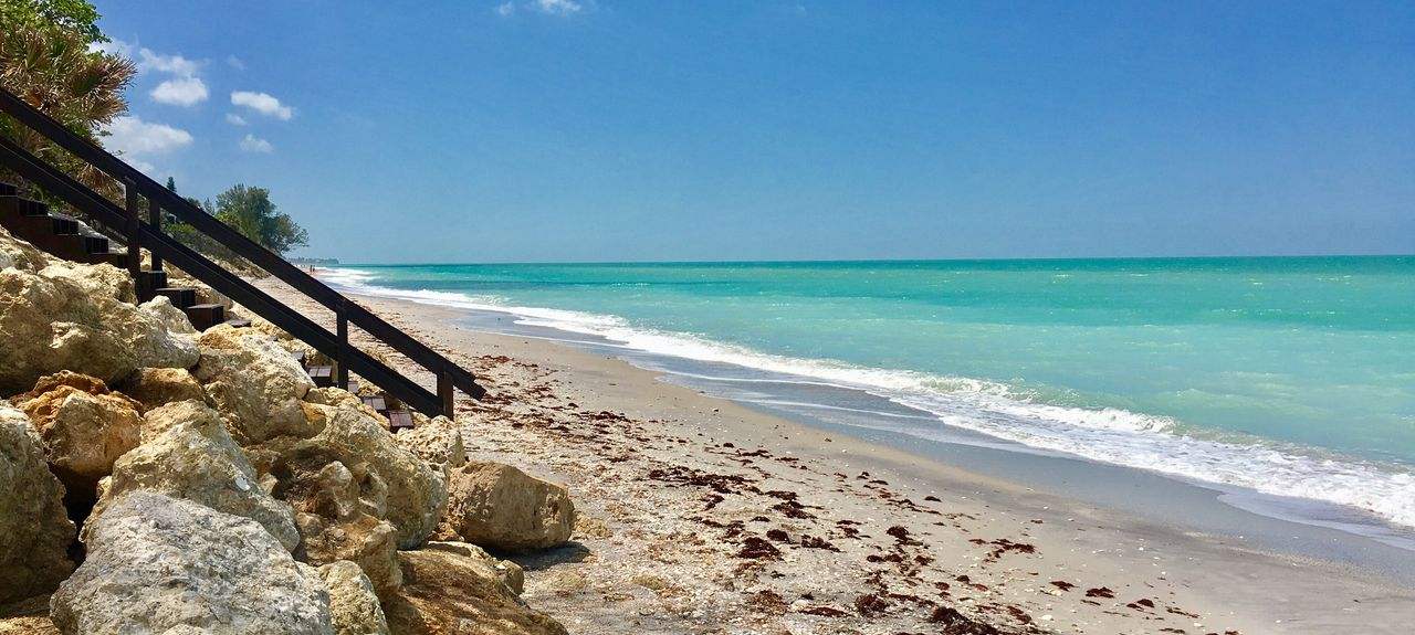Turtle Beach, Siesta Key, Florida, United States