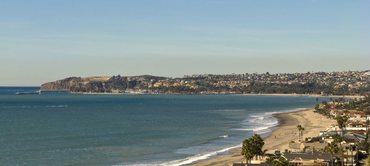 Capistrano Beach, Dana Point, Californie, États-Unis d'Amérique