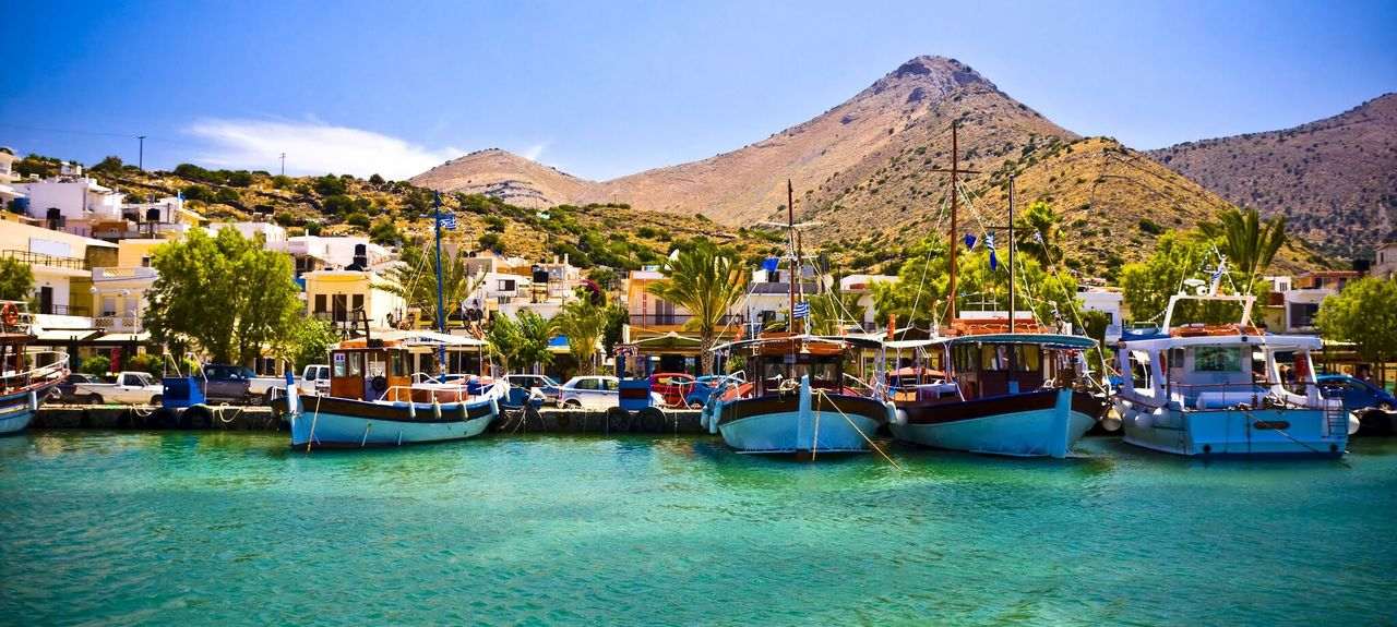 Elounda, Greece