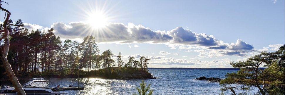 Östergötlands län, Schweden