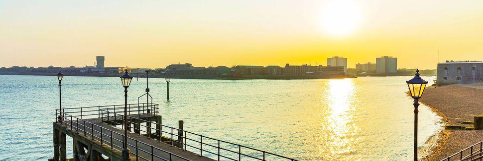 Portsmouth, England, Großbritannien