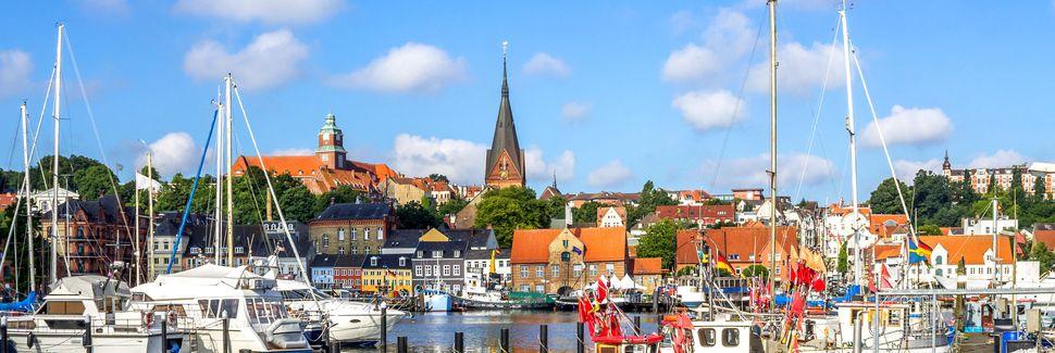 Distrito de Schleswig-Flensburg, Schleswig - Holstein, Alemanha