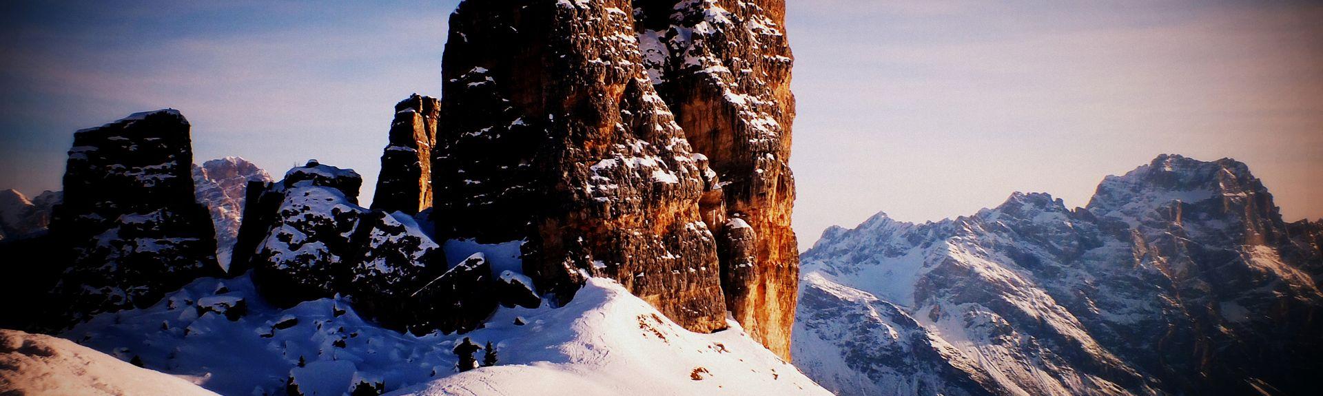Sextner Dolomiten Alta Pusteria, Comelico Superiore, Italy