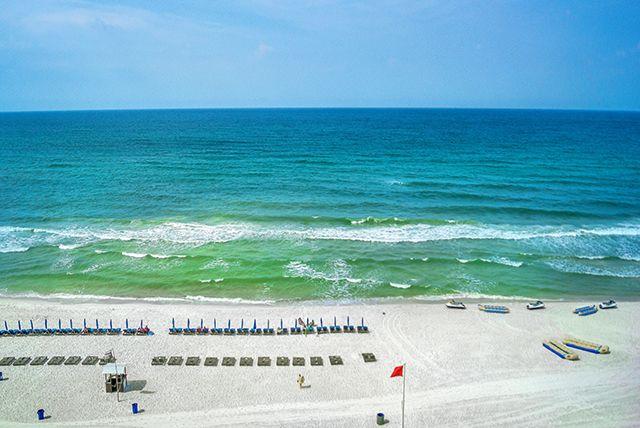 Ocean Villa Condominiums, Panama City Beach, FL, USA