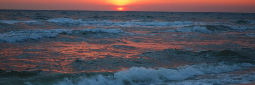 Barrier Dunes, Cape San Blas, FL, USA