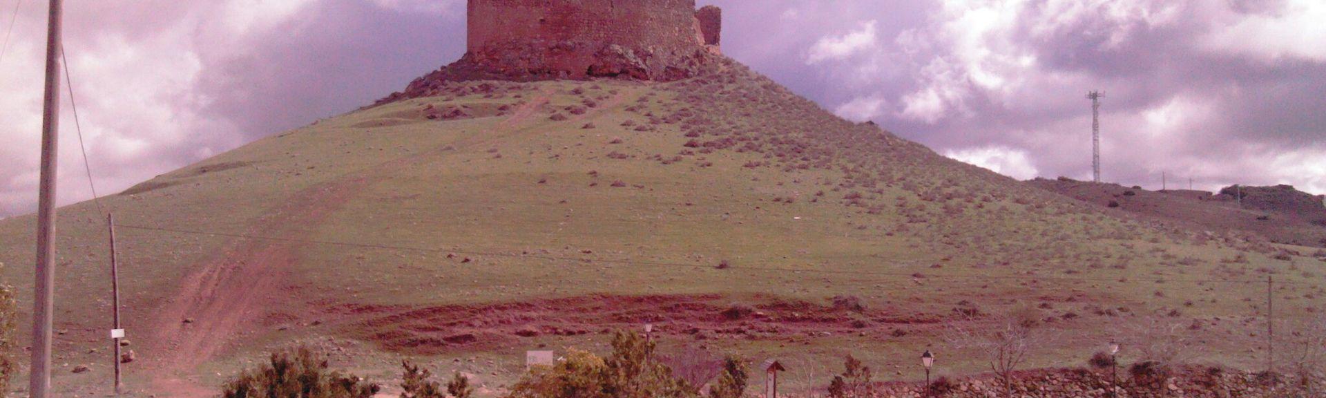 Kastilien-La Mancha, Spanien