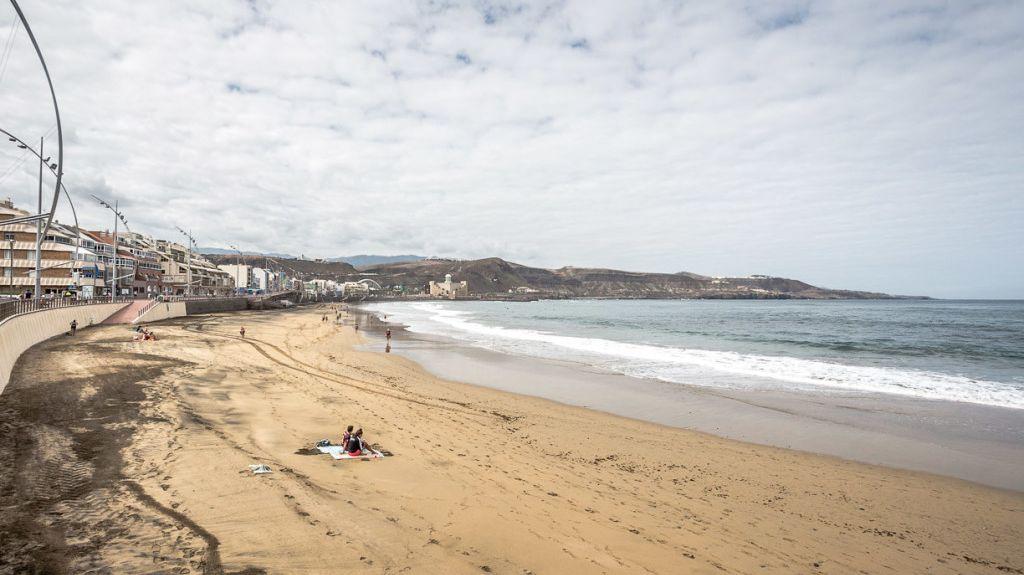 Las Palmas, Kanarieöarna, Spanien