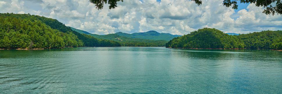 Hiwassee Lake, Murphy, Carolina del Norte, Estados Unidos