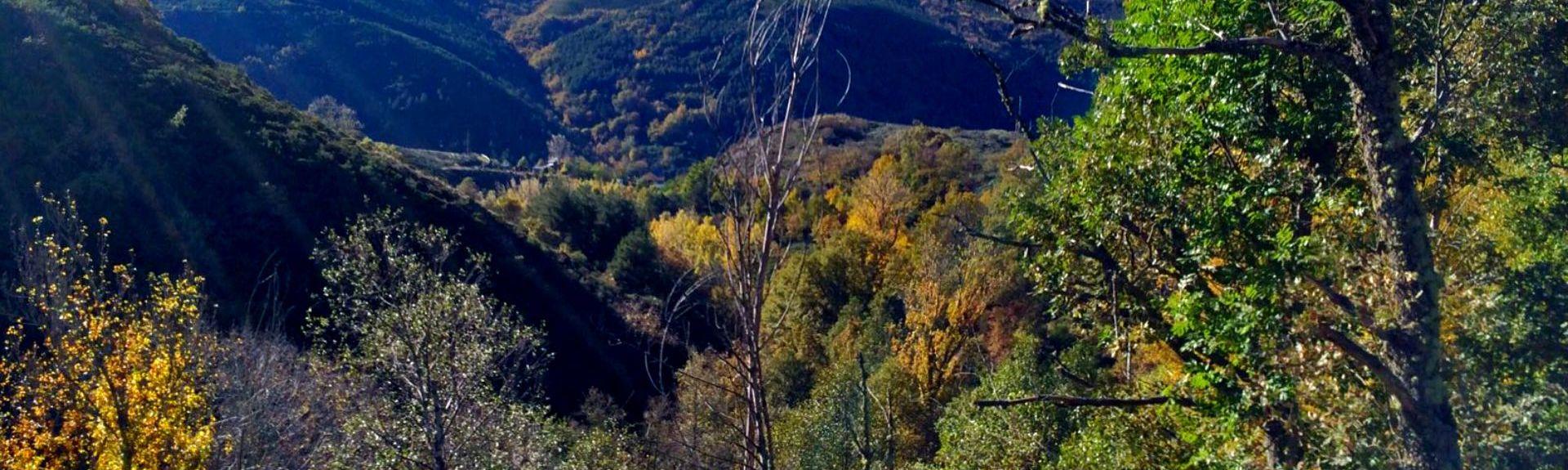 Fuentes del Narcea, Asturia, Espanja