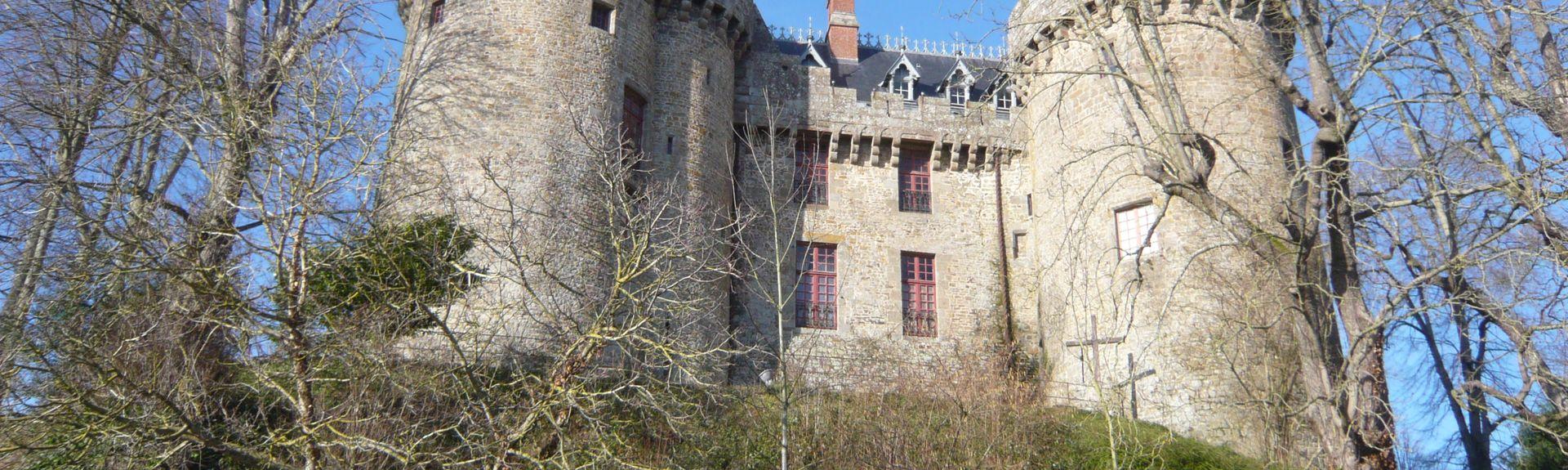 Pleine-Fougères, Bretagne, Ranska