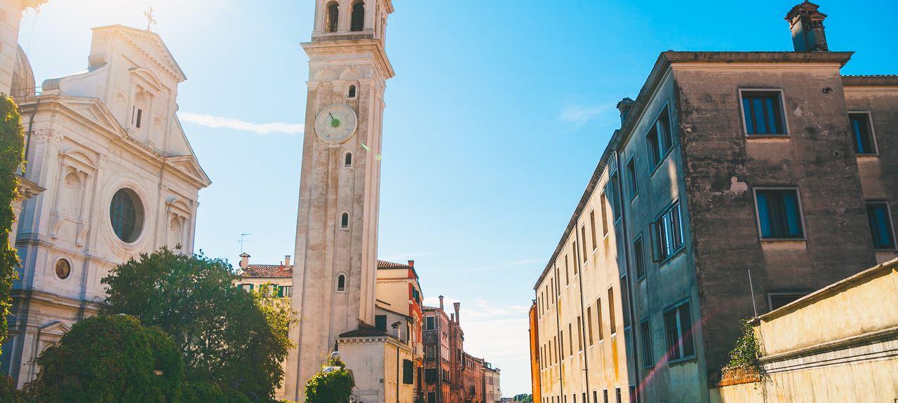 Castello, Venice, Italy