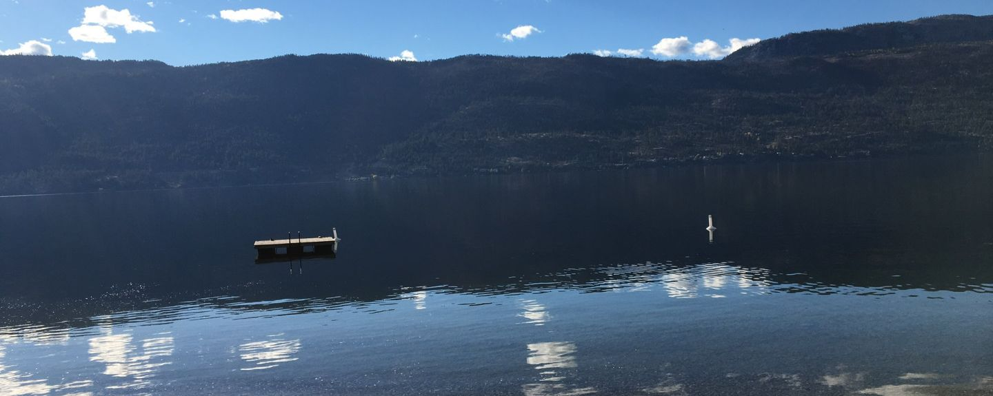 Willow Beach, West Kelowna, British Columbia, Canada