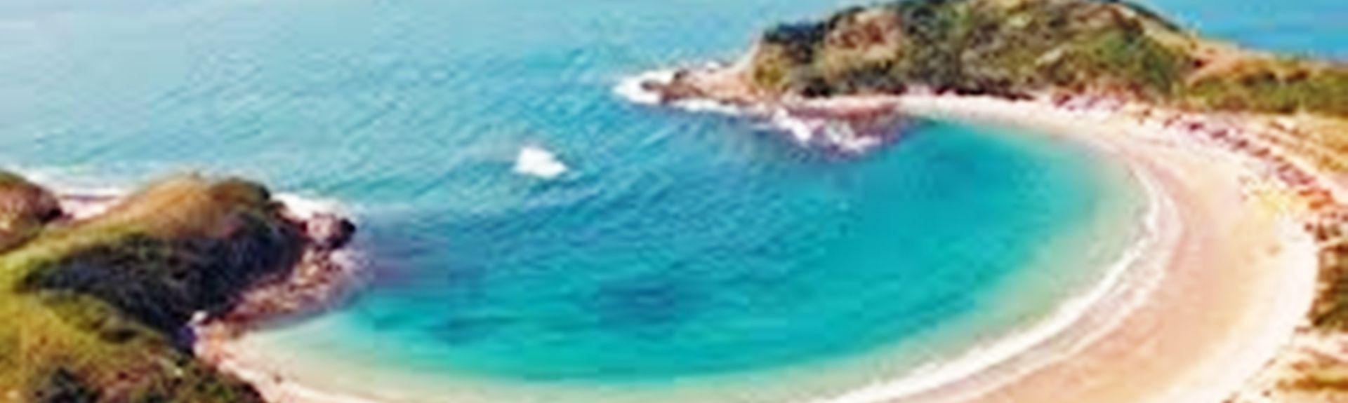 Plaża Tartaruga, Búzios, Region Południowo-wschodni, Brazylia
