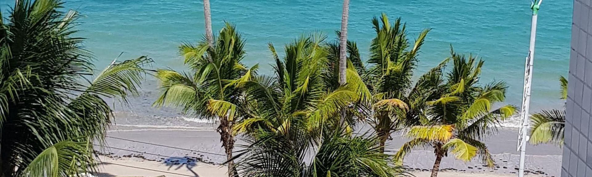 Praia de Paripueira, Paripueira, Alagoas, Brasil