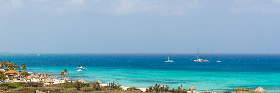 Arashi Beach (ranta), Noord, Aruba