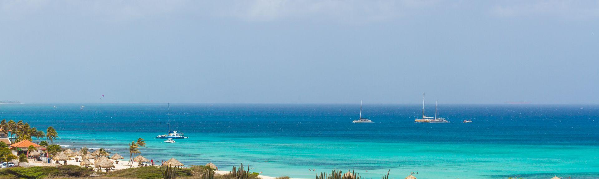 Arashi Beach, Noord, Aruba