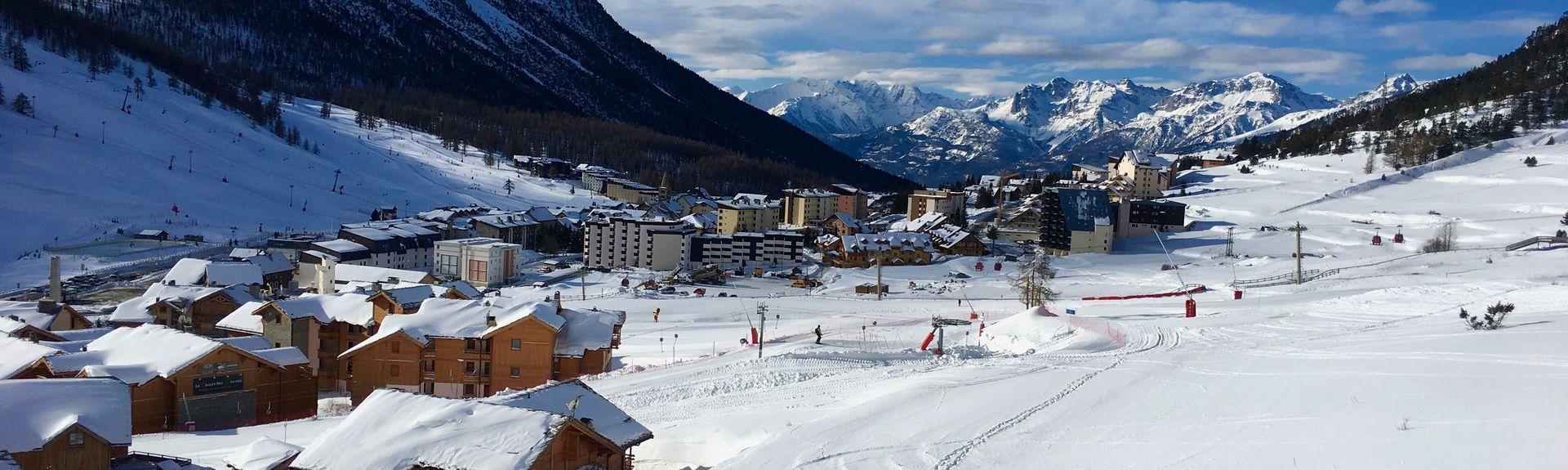 Montgenèvre, Hautes-Alpes, France