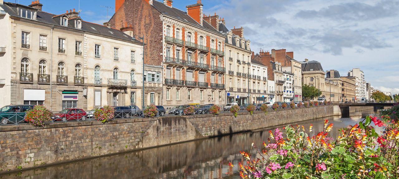 Rennes, Bretanha, França