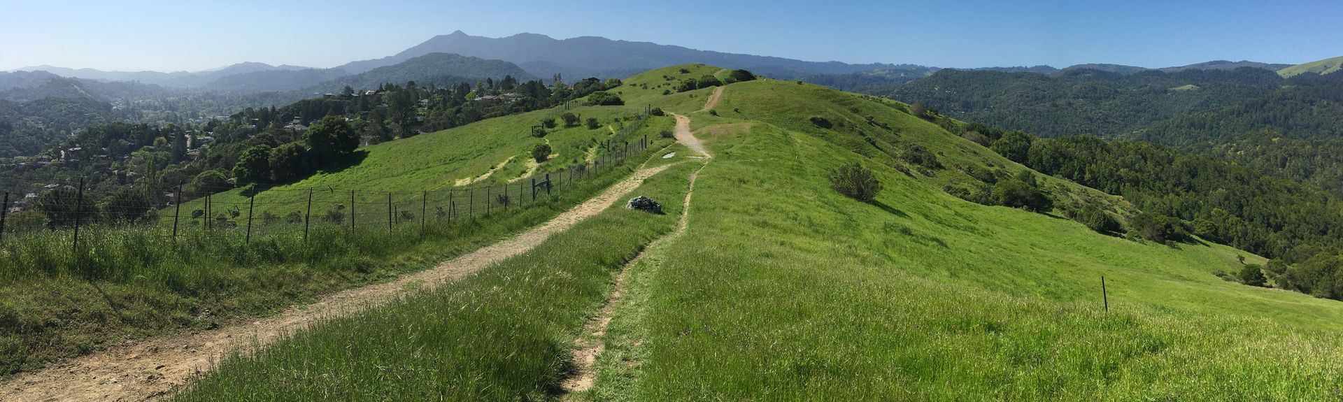 Old Saint Hilary's Open Space Preserve, Marin County, CA, USA