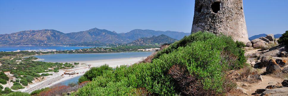 Villasimius, Sardegna, Italia